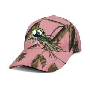 The MV3 Hat (Realtree AP® Pink Camo)