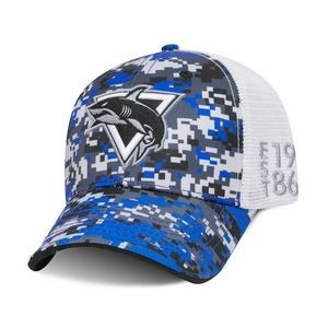 The MV3 Hat -The Digital Sports Camo (Mesh Back)