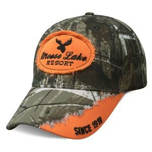 The MAX™ Hat (Ripped Camo)