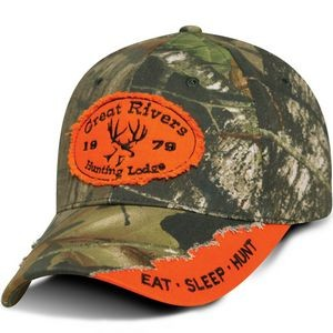 The Ripped Camo MV3 Hat